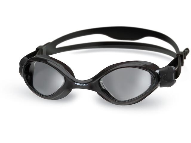 Head Tiger Goggles, black - smoke